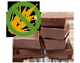 Goûts - Saucisson au chocolat sans gluten