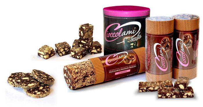 Saucisson au chocolat: tous les produits