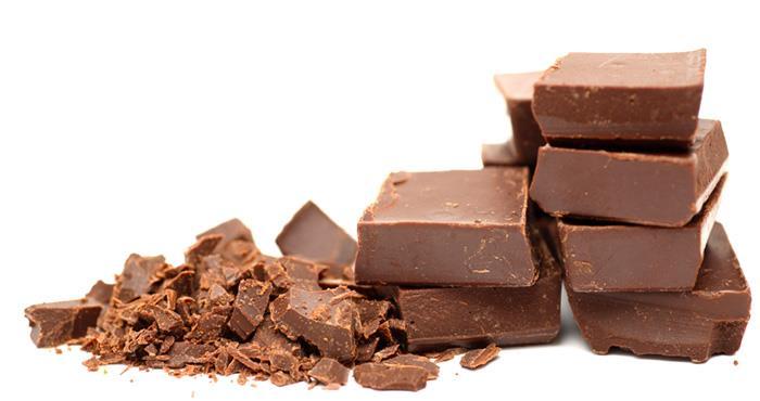 Saucisson au chocolat classique